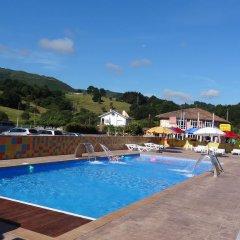 Отель Conjunto Hotelero La Pasera Кангас-де-Онис детские мероприятия