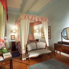Отель Antica Dimora Firenze 3* Номер Делюкс с различными типами кроватей