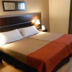 Отель Tarraco Park Tarragona сейф в номере