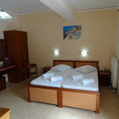 Faros 1 Hotel 3* Номер категории Эконом с различными типами кроватей фото 12