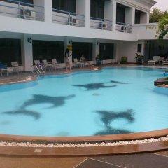 Camelot Hotel Pattaya Паттайя спортивное сооружение