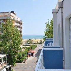 Отель Diamond Италия, Римини - отзывы, цены и фото номеров - забронировать отель Diamond онлайн балкон