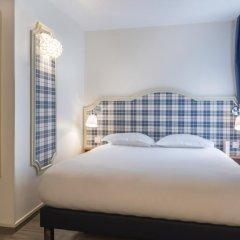 Отель Hôtel Boris V. by Happyculture 4* Стандартный номер с различными типами кроватей фото 4