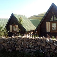 Birlik Yaylakent Бунгало с различными типами кроватей фото 42