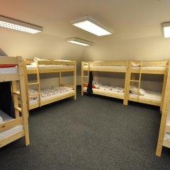 John Galt Hostel Brno Кровать в общем номере фото 7