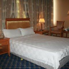 Guangzhou Pengda Hotel 3* Номер Бизнес с различными типами кроватей фото 3