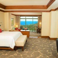 Отель The Cove at Atlantis, Autograph Collection 5* Люкс повышенной комфортности с различными типами кроватей фото 2