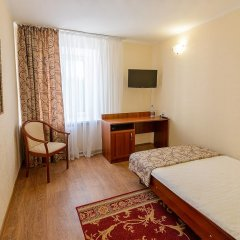 Гостиница Рубин комната для гостей фото 4