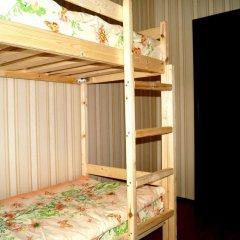 Хостел Черемушки Кровать в мужском общем номере с двухъярусными кроватями фото 5