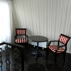 Гостиница Богемия на Вавилова 3* Люкс с двуспальной кроватью фото 14