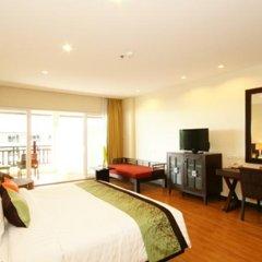 Отель The Heritage Pattaya Beach Resort комната для гостей фото 9