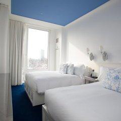 Отель NoMo SoHo 4* Номер Делюкс с различными типами кроватей фото 5
