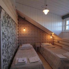 Гостиница Эко-парк Времена года Стандартный номер двуспальная кровать фото 3
