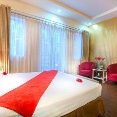 Hanoi Amanda Hotel 3* Номер Делюкс с различными типами кроватей фото 2