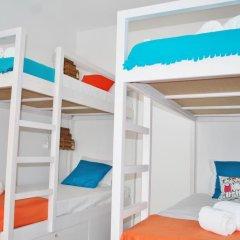Ale-Hop Albufeira Hostel Кровать в общем номере с двухъярусной кроватью фото 4