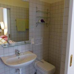 Отель Stadtnest Bed&Breakfast Австрия, Вена - отзывы, цены и фото номеров - забронировать отель Stadtnest Bed&Breakfast онлайн ванная