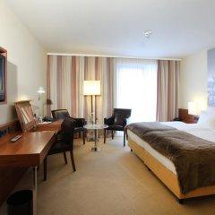 Lindner Hotel Am Michel 4* Номер Бизнес разные типы кроватей фото 4