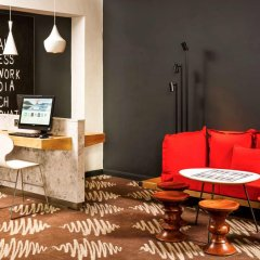 Отель ibis London Stratford интерьер отеля фото 3