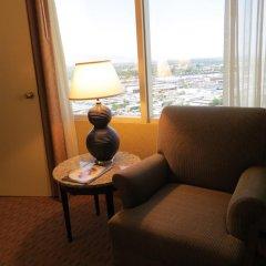 Stratosphere Hotel, Casino & Tower 3* Люкс Премиум с различными типами кроватей фото 8