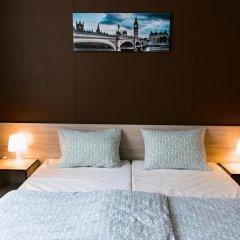 Хостел Европа Номер Делюкс с различными типами кроватей фото 3