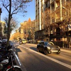 Отель Charm Rambla Catalunya Барселона городской автобус