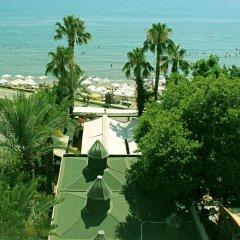 Sun Beach Hotel Сиде пляж