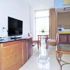 Отель JL Bangkok 3* Люкс с различными типами кроватей фото 23