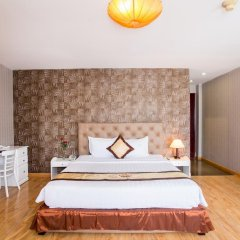 Saigon Night Hotel 2* Люкс с различными типами кроватей фото 6