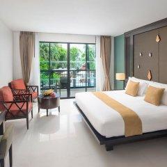 Отель Centara Anda Dhevi Resort and Spa 4* Номер Делюкс с различными типами кроватей фото 5