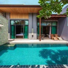 Отель Villa Amiria by TropicLook: Onyx Style Nai Harn Beach бассейн