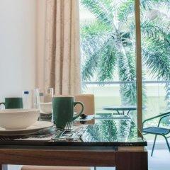 Отель C-View Residence Улучшенные апартаменты