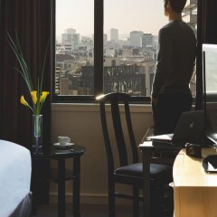 Отель Pullman Paris Montparnasse 4* Стандартный номер с различными типами кроватей фото 16