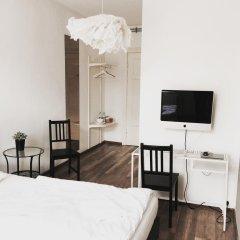 Hostel Octopus Gdańsk Стандартный номер с двуспальной кроватью