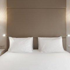 Отель NH Milano Touring 4* Улучшенный номер разные типы кроватей фото 5