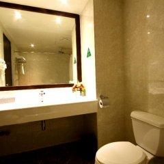 Mandarin Plaza Hotel 4* Номер Делюкс с различными типами кроватей фото 18