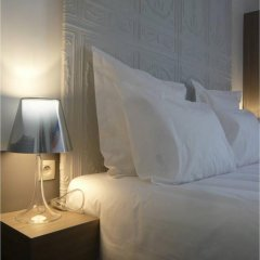 Отель Contact ALIZE MONTMARTRE 3* Стандартный номер с различными типами кроватей фото 28