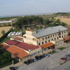 Hotel Del Carme парковка
