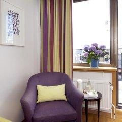 Clarion Collection Hotel Wellington 4* Улучшенный номер с различными типами кроватей фото 6