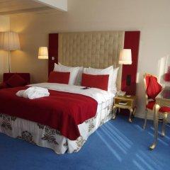 Отель Radisson RED Brussels 4* Улучшенный номер с различными типами кроватей