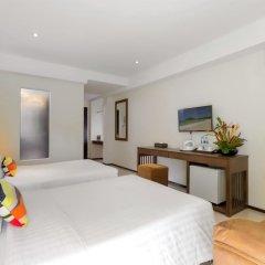 Lub Sbuy House Hotel 3* Номер Делюкс с различными типами кроватей фото 13