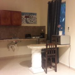 Отель Mansion Giahn Bed & Breakfast Мексика, Канкун - отзывы, цены и фото номеров - забронировать отель Mansion Giahn Bed & Breakfast онлайн в номере фото 2