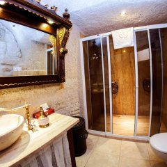 Gamirasu Hotel Cappadocia 5* Люкс с различными типами кроватей фото 8
