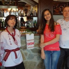 Гостиница Альпийский Двор Украина, Волосянка - 1 отзыв об отеле, цены и фото номеров - забронировать гостиницу Альпийский Двор онлайн гостиничный бар