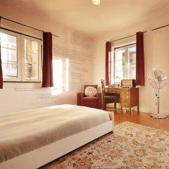 Отель Lisbon Story Guesthouse 3* Стандартный номер с различными типами кроватей (общая ванная комната) фото 7