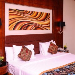 Отель Al Hamra Palace By Warwick 4* Полулюкс с различными типами кроватей