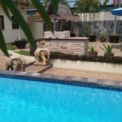 Отель Baan ViewBor Pool Villa 3* Вилла с различными типами кроватей фото 33