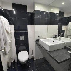 Отель Grand Hotel Shumen Болгария, Шумен - отзывы, цены и фото номеров - забронировать отель Grand Hotel Shumen онлайн ванная