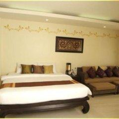 Отель Villa Thongbura 3* Студия с различными типами кроватей фото 36