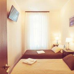 Хостел Кремлевские Огни Улучшенный номер с двуспальной кроватью фото 6