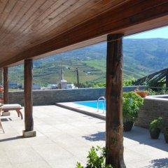 Отель Quinta De Tourais Португалия, Ламего - отзывы, цены и фото номеров - забронировать отель Quinta De Tourais онлайн балкон